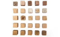 Vật liệu mới được làm từ cát sa mạc, cứng như bê tông nhưng phát thải carbon thấp hơn rất nhiều