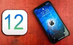 Concept iOS 12: Màn hình Always On Display, gọi Facetime nhóm 4 người, chế độ Dark Mode tuyệt đẹp