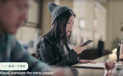 Xiaomi tung quảng cáo giới thiệu tính năng Xiao Ai trên Mi Mix 2S