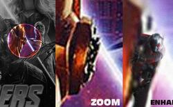 Fan Marvel vui mừng khôn xiết khi tìm ra Ant-Man trên poster mới nhất của Avengers: Infinity War