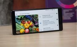 Một loạt smartphone Xperia hỗ trợ chế độ làm tươi màn hình 120Hz nhưng bị Sony khóa lại