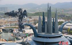 Công viên thực tế ảo 1,5 tỷ USD của Trung Quốc chính thức đi vào hoạt động