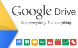Sau Gmail tới lượt Google Drive được cập nhật giao diện mới