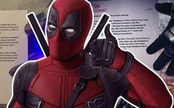 """Bắt chước """"Avengers"""", Ryan Reynolds viết tâm thư xin khán giả đừng làm lộ nội dung """"Deadpool 2"""""""