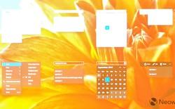Microsoft trình diễn những thay đổi lớn của ngôn ngữ thiết kế Fluent Design dành cho Windows 10 trong năm 2018