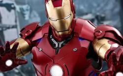 """Bộ giáp Iron Man huyền thoại trị giá 7,3 tỉ đồng bất ngờ """"không cánh mà bay"""""""