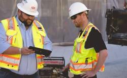 Nhờ iPad, một công ty xây dựng tiết kiệm được 1,8 triệu USD và 55.000 giờ làm việc mỗi năm