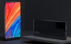 Test pin Xiaomi Mi Mix 2s với iPhone và Galaxy S