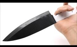 Con dao siêu sắc bằng mỳ Ý đã bị soán ngôi bởi dao làm từ sợi carbon