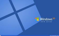 Choáng ngợp trước vẻ đẹp của concept Windows XP với ngôn ngữ thiết kế Fluent Design