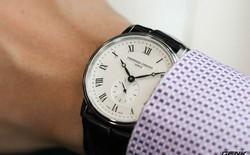 Frederique Constant Slimline Quartz – Chiếc Dress watch tuyệt vời dành cho dân công sở mới đi làm