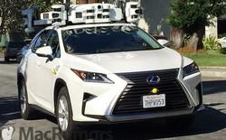 Apple sở hữu số lượng xe tự lái lớn thứ 2 tại California, cao hơn cả Tesla, Waymo và Uber