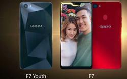 OPPO F7 Youth xuất hiện trong video quảng cáo, có camera trước 25MP tích hợp AI