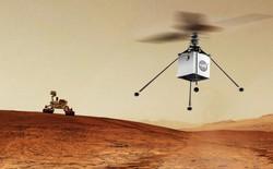 NASA hé lộ công nghệ trực thăng không người lái sẽ bay trên Sao Hỏa, mở đường cho việc khám phá hành tinh khác bằng drone