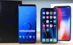 4 điểm mạnh của bộ đôi Samsung Galaxy S9/S9+ khiến người dùng iPhone X phải ghen tị