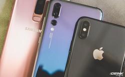 Đánh giá ảnh Huawei P20 Pro và so sánh với Galaxy S9+ và iPhone X: Phần cứng đỉnh cao, tuy nhiên phần mềm vẫn còn vấn đề