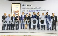 Samsung nâng cấp thêm tính năng mới cho ứng dụng thanh toán một chạm Pay: hỗ trợ thanh toán bằng Gear S3, rút tiền được tại máy ATM, đáp ứng 75% nhu cầu sử dụng thẻ của người dùng Việt