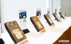 Toshiba tung ra dòng ổ cứng HDD gắn trong mới: chuyên nghiệp hoá phục vụ theo mục đích của người sử dụng