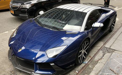 Lamborghini đỗ thành hàng bên ngoài hội thảo blockchain và tiền mã hóa tại New York, nhưng hóa ra toàn xe thuê