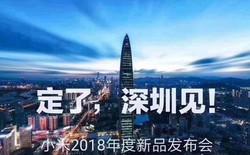 CEO Xiaomi khẳng định sẽ ra mắt nhiều thiết bị mới tại sự kiện diễn ra ở Thâm Quyến