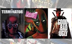 Deadpool đã xâm chiếm Walmart, giờ DVD nào cũng là phim Deadpool!