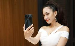 Cận cảnh Zenfone 5 tại Việt Nam: đua theo trào lưu tai thỏ, mặt lưng thiết kế vòng tròn đồng tâm, camera kép vừa có chức năng xóa phông lẫn góc rộng 120 độ