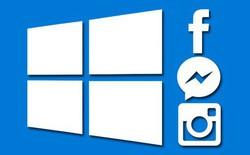 Messenger trên Windows 10 đã hỗ trợ chia sẻ ảnh và video chất lượng HD, dần bắt kịp tốc độ phát triển của phiên bản di động