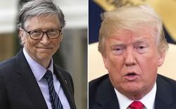Bill Gates: Trump đã hỏi tôi sự khác biệt giữa HIV và HPV