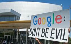 """Google bỏ phương châm hoạt động không làm điều xấu """"don't be evil"""""""