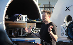 Elon Musk nói về ý tưởng ô tô bay của Uber: Quá ồn ào và gây nguy hiểm cho người đi đường dưới mặt đất