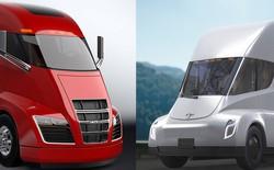 Siêu xe tải điện của Tesla bị cáo buộc vi phạm bản quyền sáng chế của startup Nikola
