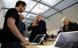 Mảng kinh doanh dịch vụ của Apple có cú nhảy vọt bất ngờ, phá kỷ lục với doanh thu 9,19 tỷ USD