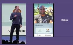 """Dịch vụ hẹn hò của Facebook: Giúp người dùng tìm thấy mối quan hệ lâu dài chứ không phải """"làm cái xong thôi"""""""
