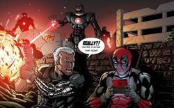 5 sự thật thú vị, hài hước của gã bựa nhân Deadpool