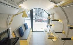 Hồng Kông dự định xây căn được hộ làm từ ống nước và chỉ rộng có 9 m2 nhằm giải quyết vấn đề thiếu hụt nhà ở
