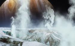 Các nhà khoa học cho rằng sự sống ngoài Trái Đất có thể tồn tại trên 8 mặt trăng chứa những đại dương ngầm rộng lớn này