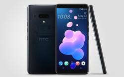 HTC U12+ chính thức ra mắt, chip SD 845, camera kép cả trước và sau, màn 6 inch 18:9, không tai thỏ