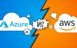 Điện toán đám mây sẽ tiếp tục là cuộc đua song mã giữa Amazon và Microsoft khi bộ đôi này đã bỏ xa các đối thủ còn lại