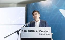 """Xây 3 phòng thí nghiệm mới, Samsung muốn """"tất tay"""" với AI"""