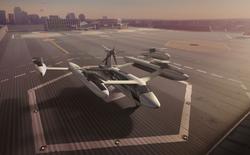 Uber đầu tư 25 triệu USD, phát triển công nghệ taxi tự lái biết bay trong 5 năm tới