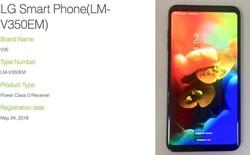 LG V35 lộ hình ảnh thực tế, thiết kế giống Samsung Galaxy S9