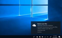 Windows Defender đạt số điểm gần như tuyệt đối trong đánh giá mới nhất của Microsoft