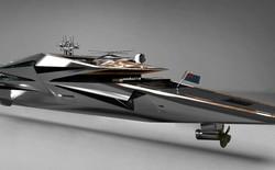 Cùng ngắm nhìn siêu du thuyền khổng lồ như bước ra từ những bộ phim khoa học viễn tưởng