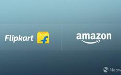 Amazon muốn mua lại phần lớn cổ phần nền tảng thương mại điện tử khổng lồ của Ấn Độ - Flipkart