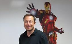 Elon Musk có một điểm giống Iron Man: Không tưởng