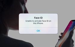 Người dùng Việt rao bán iPhone X bị lỗi FaceID, giá chỉ từ 16 triệu đồng