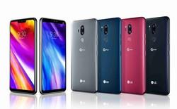 LG chính thức trình làng G7 ThinQ, màn hình FullVision độ sáng 1000 nits, camera kép tích hợp AI, SD 845