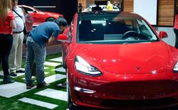 Sau khi báo cáo thu nhập Q1 thua lỗ, Tesla hứa sẽ tạo ra lợi nhuận trong nửa sau của năm NẾU như hãng có thể đạt được mục tiêu sản xuất mẫu xe Model 3