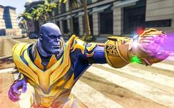 Hết Fortnite, Thanos lại gây náo loạn GTA V thông qua bản mod mới nhất