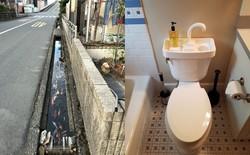Cá koi bơi dưới cống, tận dụng nước rửa tay để xả bồn cầu và 22 sự thật thú vị về Nhật Bản thời hiện đại